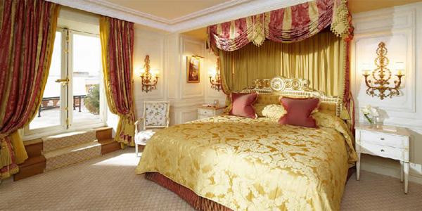 Hotel De Crillon Paris Myfuturehotel