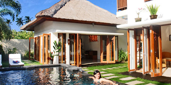 Balibaliku Luxury Villa in Jimbaran – Indonesia