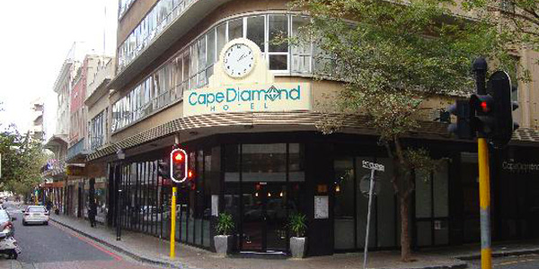 Cape Diamond Hotel – South Africa