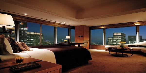 Shangri la hotel Tokyo
