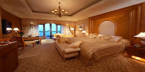 Kempinski Emirates Palace Hotel Abu Dhabi