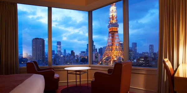 The Prince Park Tower Tokyo-Myfuturehotel